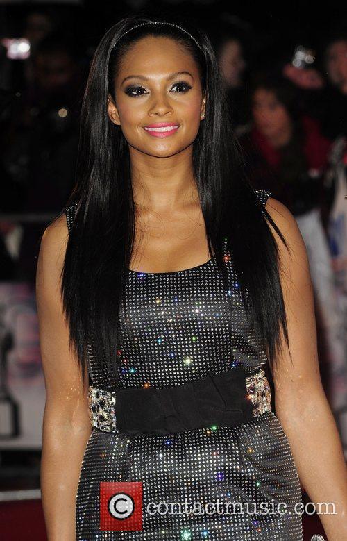 Aleesha Dixon The BRIT Awards 2010 - 30th...