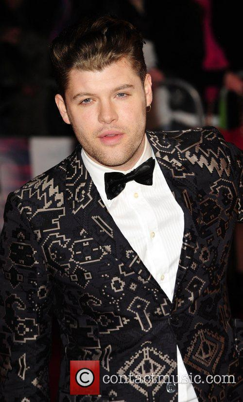Daniel Merriweather, Brit Awards
