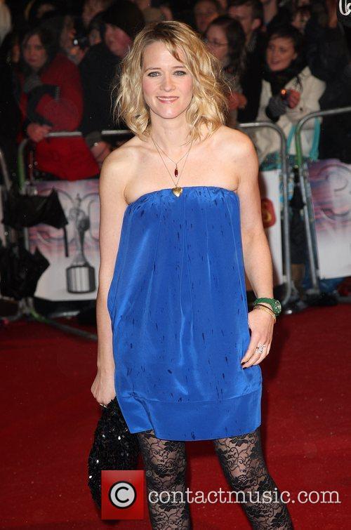 Edith Bowman The BRIT Awards 2010 - 30th...