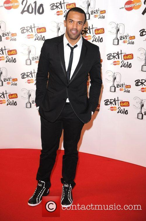 Craig David  The BRIT Awards 2010 -...