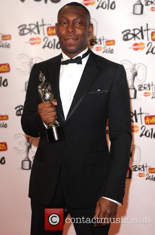 Dizzee Rascal The BRIT Awards 2010 - 30th...