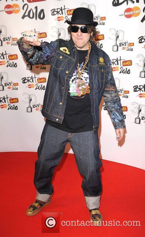 The BRIT Awards 2010 - 30th Anniversary held...