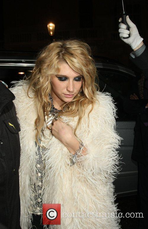 Kesha aka Ke$ha The BRIT Awards 2010 -...
