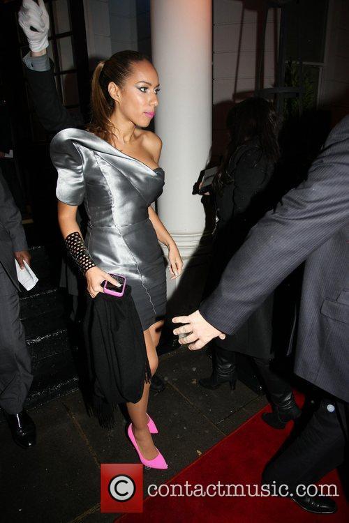 Leona Lewis The BRIT Awards 2010 - Sony...
