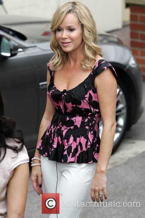 Amanda Holden 'Britain's Got Talent' judges arrive at...