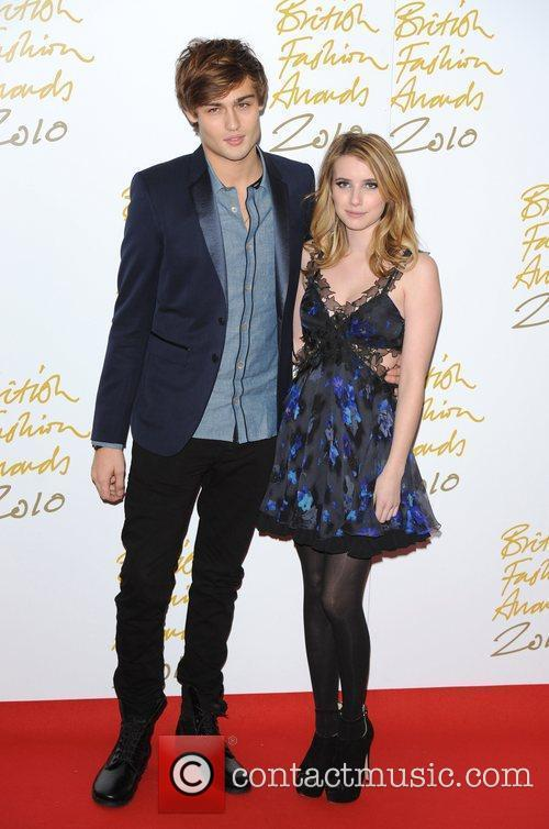 Emma Roberts and Douglas Booth 1