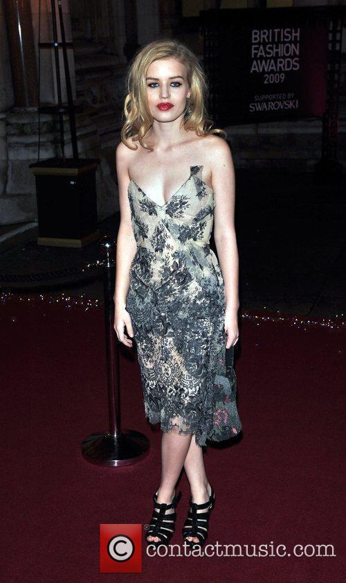 British Fashion Awards held at the Royal Courts...