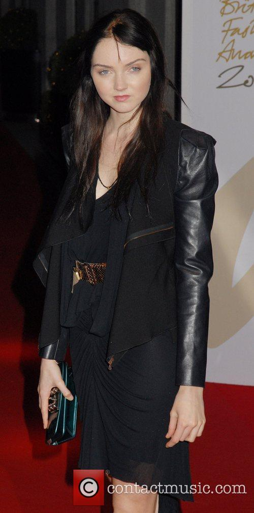 The British Fashion Awards held at the Savoy...