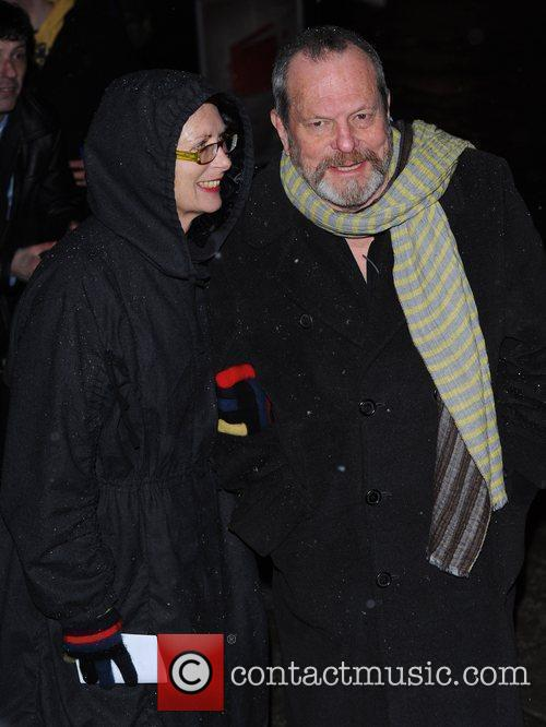 London Evening Standard British Film Awards 2010 held...