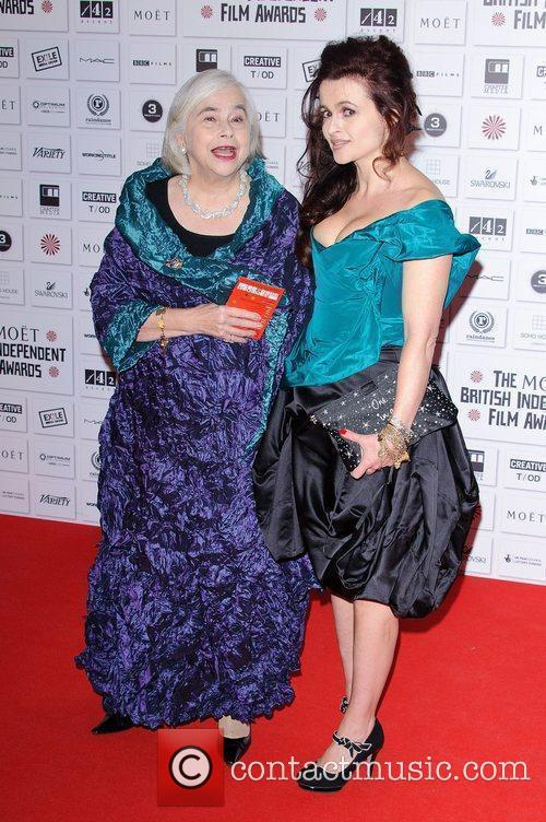 Helena Bonham Carter and Meera Syal 5