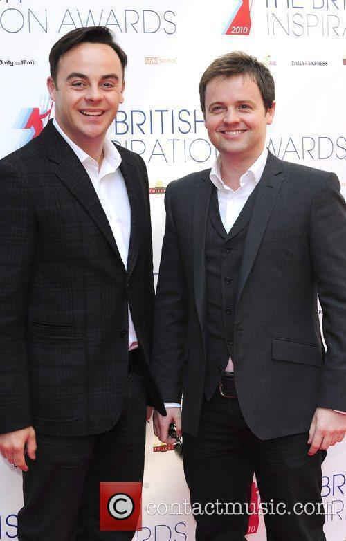 Anthony McPartlin and Declan Donnelly, aka Ant and...
