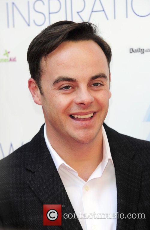 Anthony McPartlin The British Inspiration Awards held at...