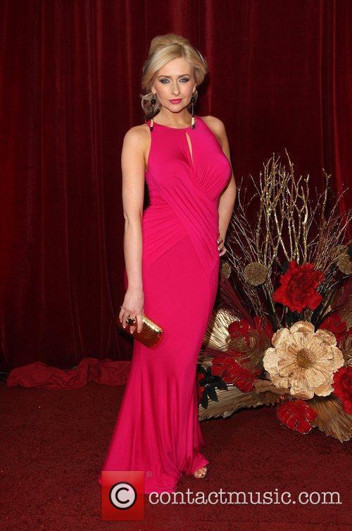 Gemma Merna 2010 British Soap Awards held at...