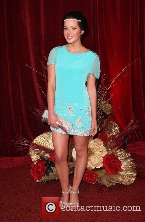 Helen Flanagan 2010 British Soap Awards held at...