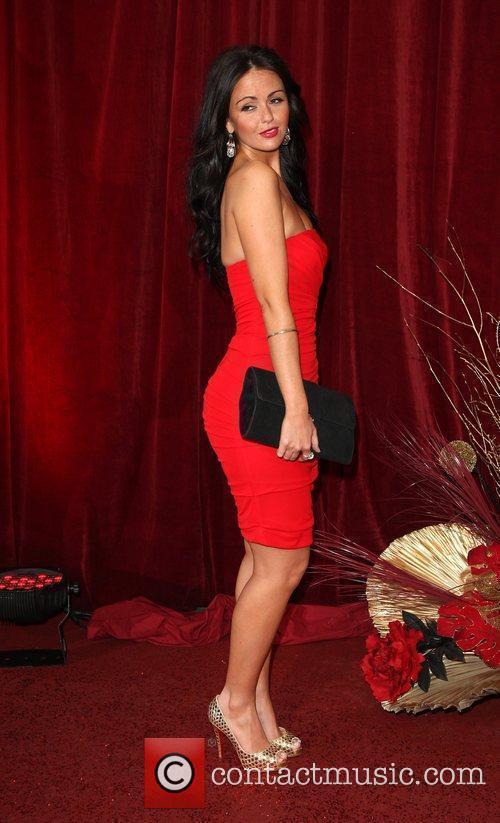 Jennifer Metcalfe 2010 British Soap Awards held at...