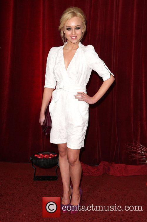 Jorgie Porter 2010 British Soap Awards held at...