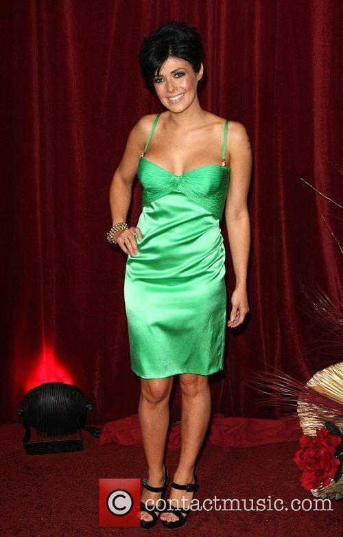 Kym Marsh 2010 British Soap Awards held at...
