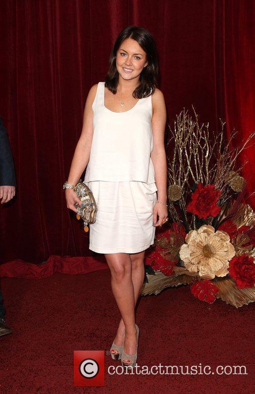 Lacey Turner 2010 British Soap Awards held at...