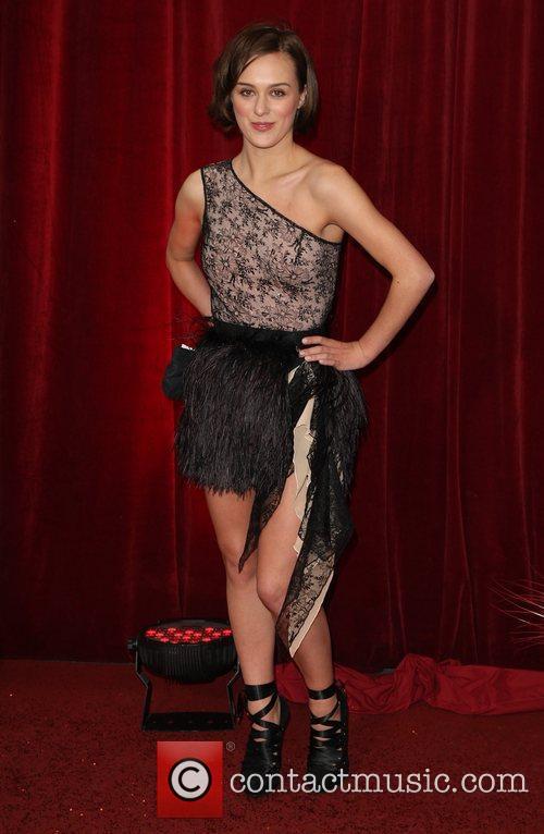 Loui Batley 2010 British Soap Awards held at...