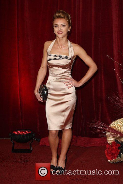 Lydia Kelly 2010 British Soap Awards held at...