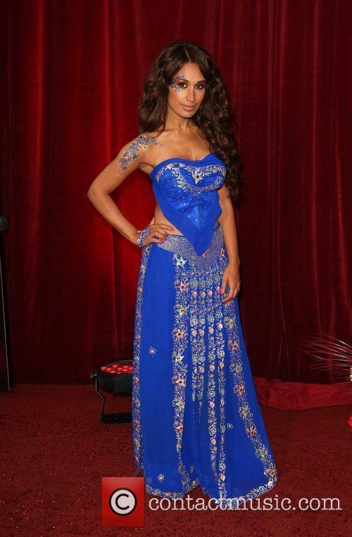 Preeya Kalidas 2010 British Soap Awards held at...
