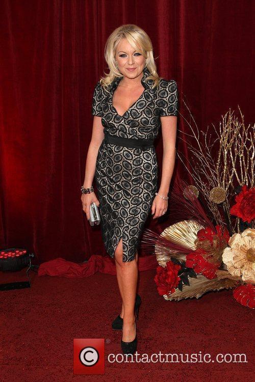 Rita Simons 2010 British Soap Awards held at...