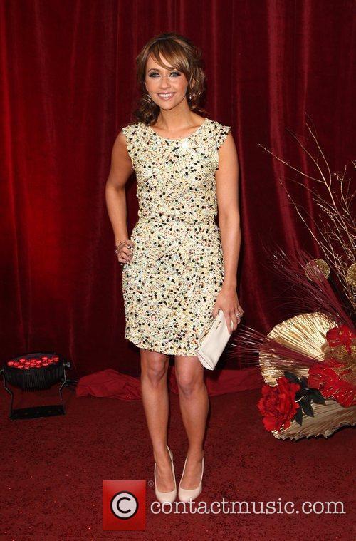 Samia Smith 2010 British Soap Awards held at...