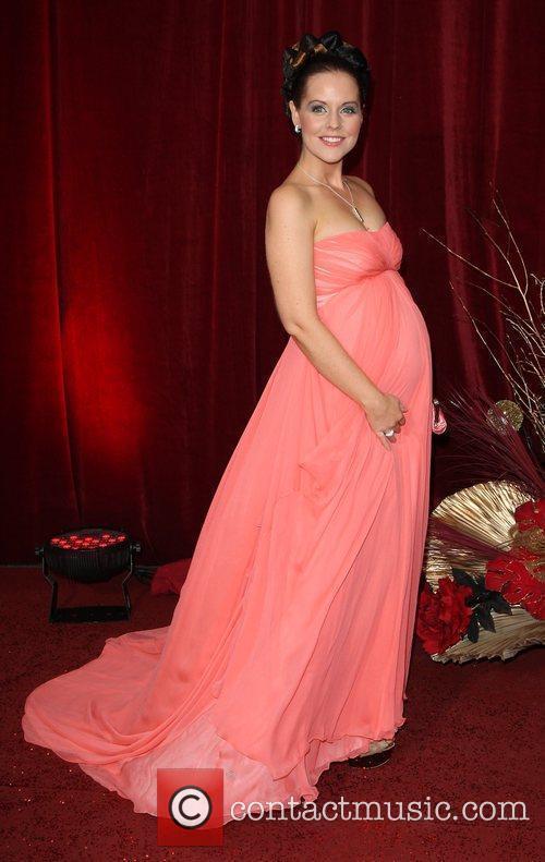 Stephanie Waring 2010 British Soap Awards held at...