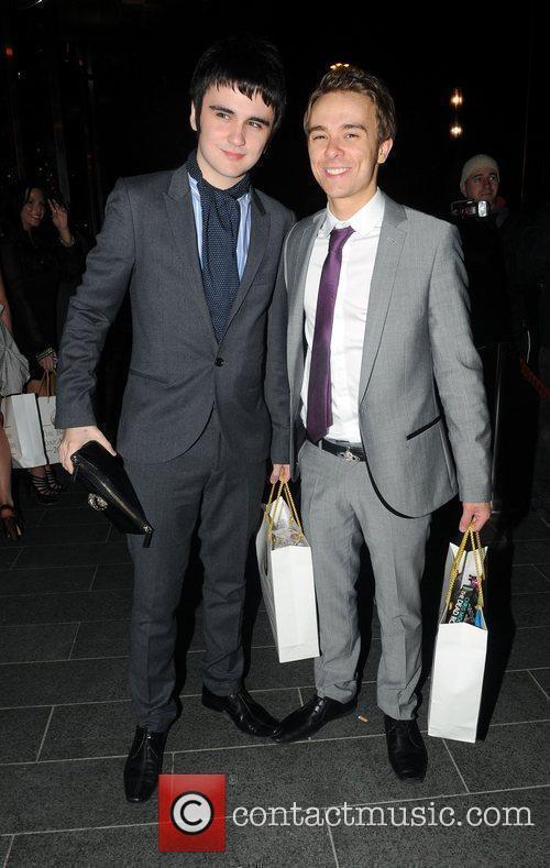 Ben Thompson and Jack P. Shepherd 2010 British...