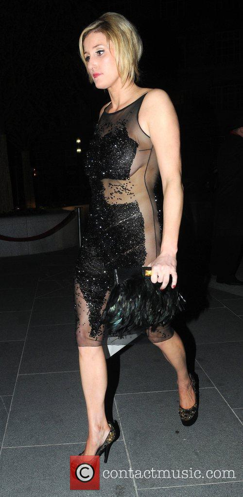 Bronagh Waugh 2010 British Soap Awards After Party...
