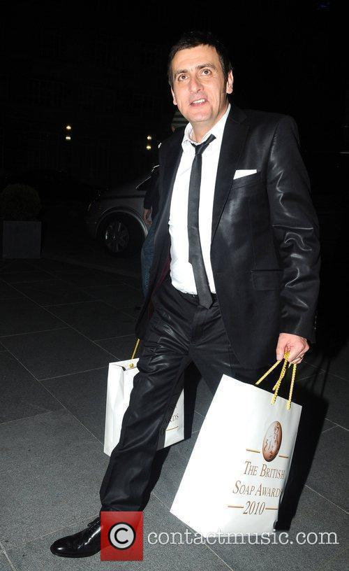 Chris Gascoyne 2010 British Soap Awards After Party...