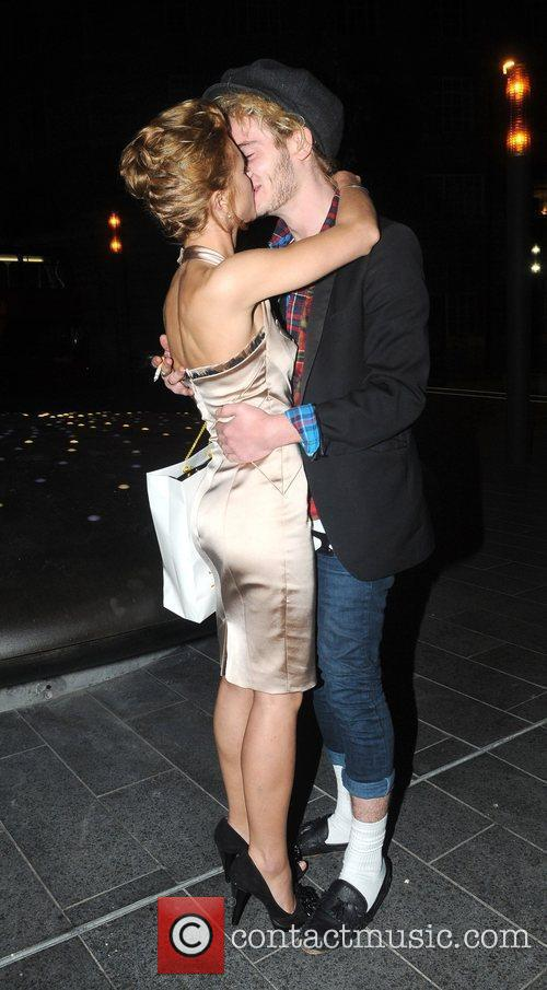 Guests 2010 British Soap Awards After Party -...