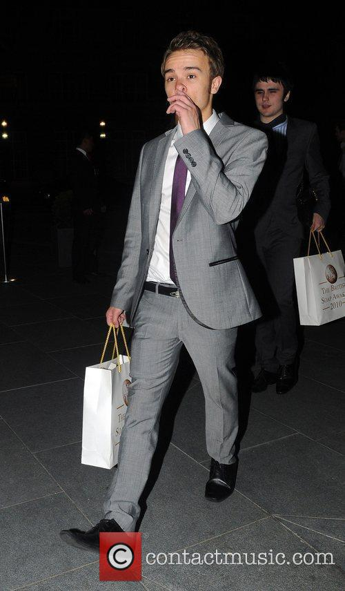 Jack P. Shepherd 2010 British Soap Awards After...