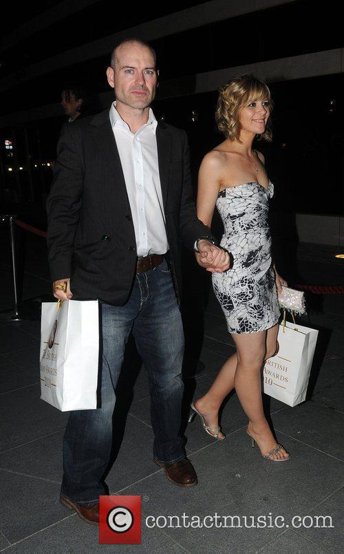 2010 British Soap Awards After Party - Arrivals