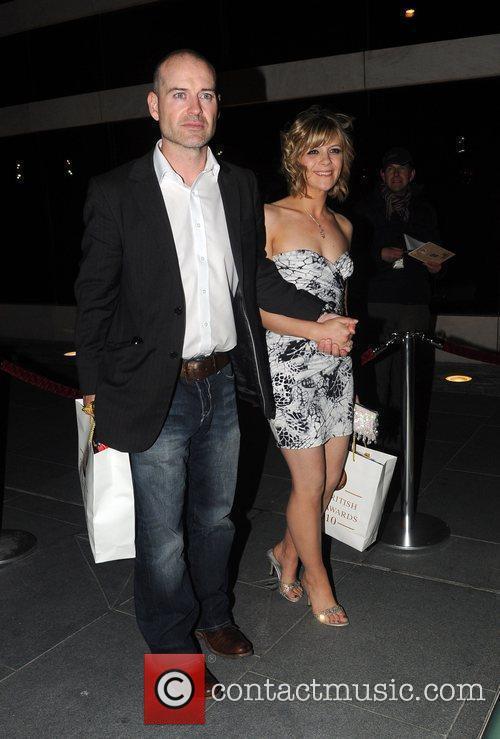 Jane Danson and Robert Beck 2010 British Soap...