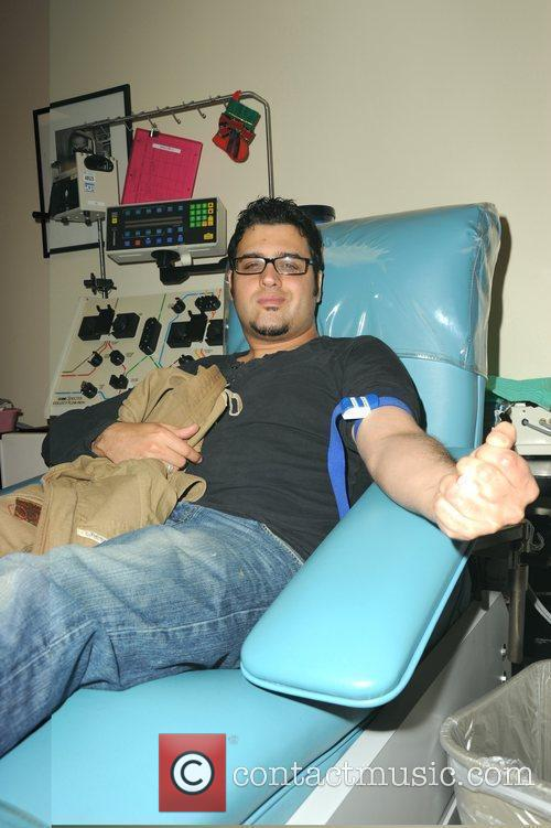 Britticares Foundation's 3rd Annual Blood Drive held at...