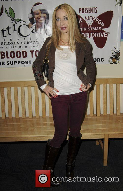 Lorielle New Britticares Foundation's 3rd Annual Blood Drive...