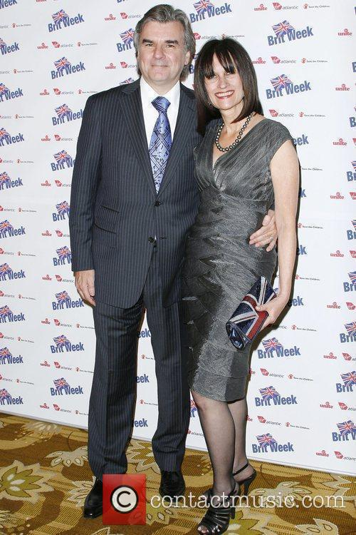 Bob Pierce and Sharon Pierce BritWeek 2010 Charity...
