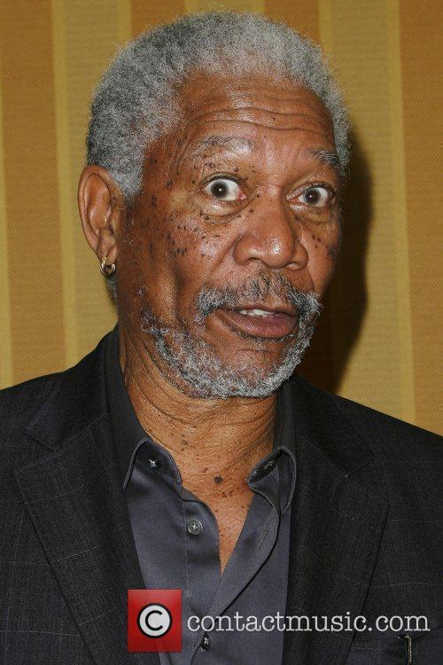 Morgan Freeman - Wallpaper Image