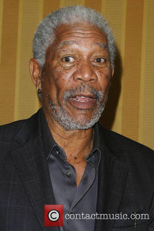 Morgan Freeman BritWeek 2010 Charity Event held at...