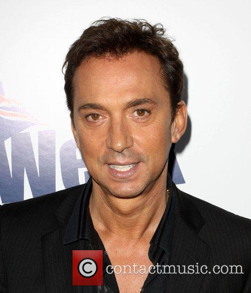 Bruno Tonioli Champagne Launch of BritWeek at the...