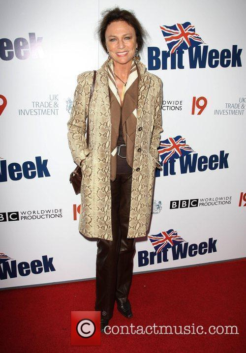 Jacqueline Bisset Champagne Launch of BritWeek at the...
