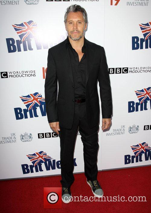 Max Ryan Champagne Launch of BritWeek at the...
