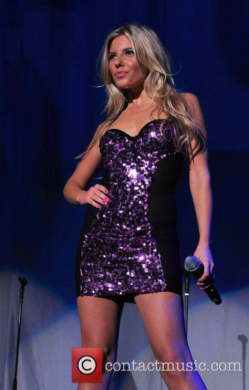 Mollie King and The Saturdays 8