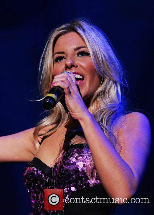 Mollie King and The Saturdays 4