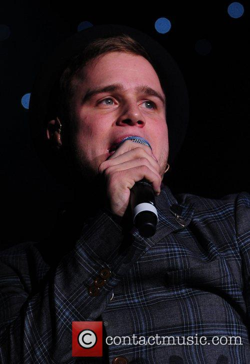 Olly Murs performs at the BRMB Live 2010...