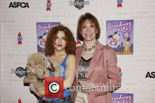 Bernadette Peters and Mary Tyler Moore 5