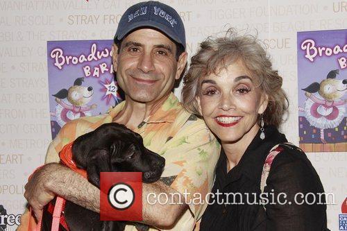 Tony Shalhoub and Brooke Adams