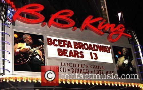 Broadway Bears 13 and Bb King 4