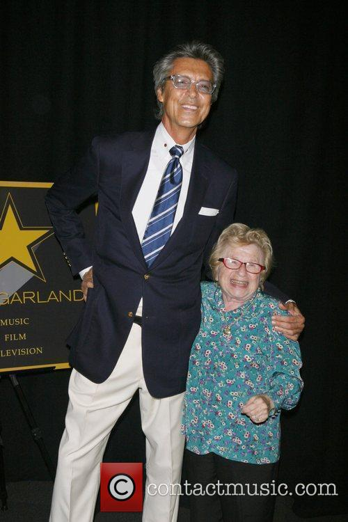 Tommy Tune, Dr. Ruth attending a special cocktail...